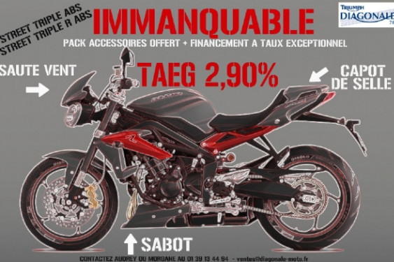 IMMANQUABLE STREET TRIPLE
